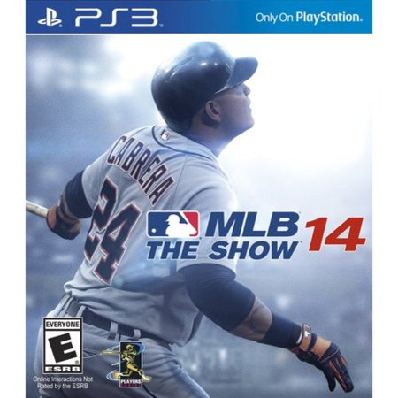 Mlb 14 The Show Nla Ps3 Sports