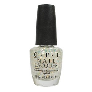 OPI Nail Lacquer Polish .5oz/15mL - T56 Lights Of Emerald