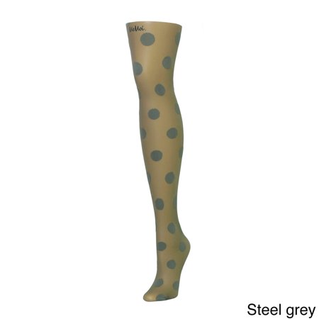 Infinity  Women's Super Dots Sheer Tights - Dotted Tights