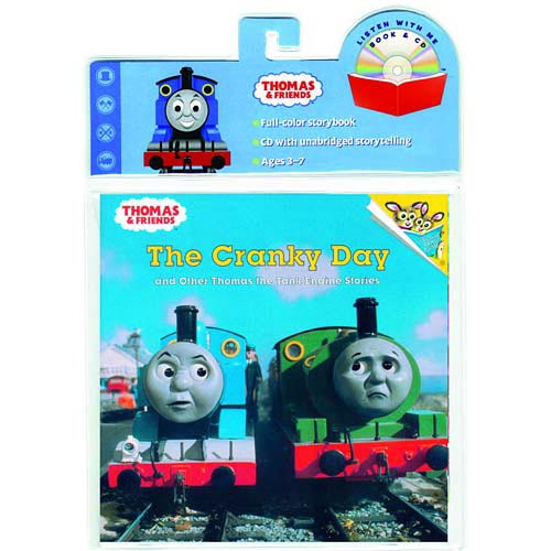 Thomas and Friends: The Cranky Day and Other Thomas the Tank Engine Stories