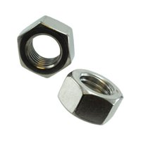 "1""-8 Stainless Steel Hex Nut (Quantity of 1)"