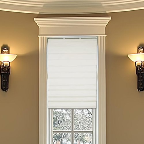 Roman shades walmart image of blinds for sliding doors for Marvin window shades cost
