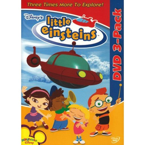 Little Einsteins: My Favorite Adventures Collection (3-Pack) (Full Frame)