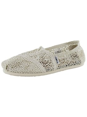 fd00fc140df663 Product Image Womens Classic Crochet Slip On Alpargata Shoe