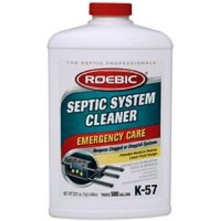 New K-57 Septic Tank Cleaner Protector Emergency Care Works!! Sale, SEPTIC  TANK CLEANER ROEBIC MODEL K-57 FACTORY SEALED NEW GREAT SALE PRICE WE