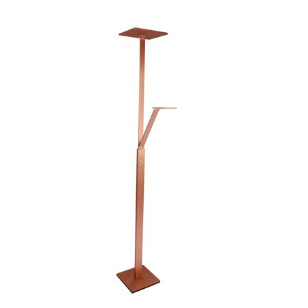 Finether 25W Touch Activated Mother-and-Child Floor Lamp Geometric ...