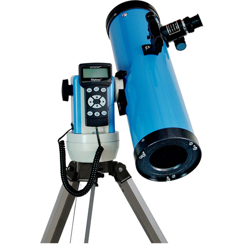 SmartStar N114 GPS Computerized Telescope with Back Pack, Blue