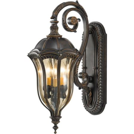 Murray Feiss OL6002 Three Light Outdoor Wall Sconce from the Baton Rouge Collect ()