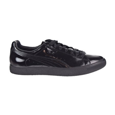 6a0a71de6845 Puma - Puma Clyde Dressed Part Three Men s Shoes Puma Black 366233-01 -  Walmart.com