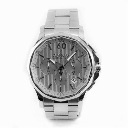 - Pre-Owned Corum Admiral's Cup 01.0096 Steel  Watch (Certified Authentic & Warranty)