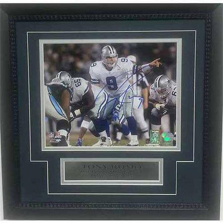 NFL 16x20 Autographed Frame, Tony Romo Dallas Cowboys
