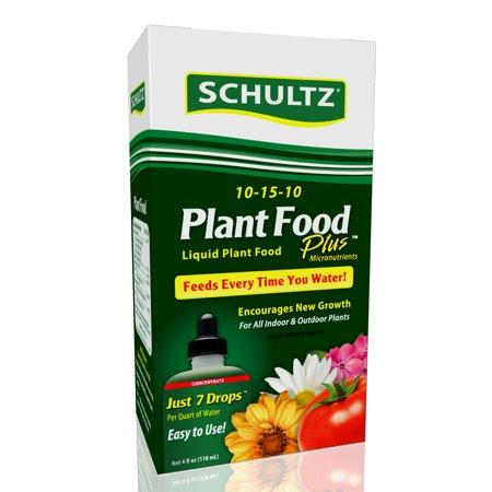 Shultz 4oz All Purpose Liquid Plant Food (Liquid Lawn Food)
