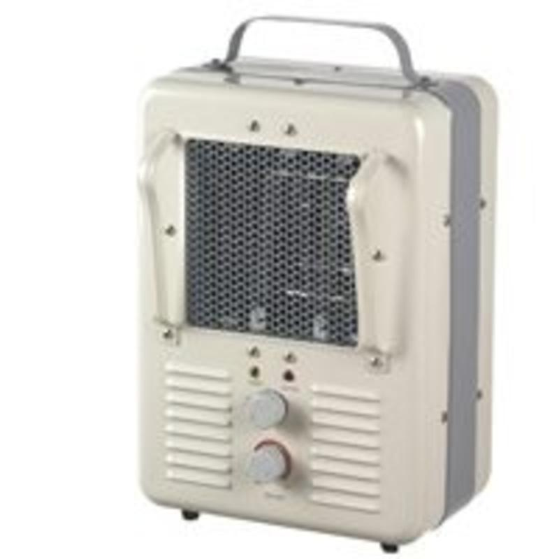 Heater Util 1300/1500W 6Ft Homebasix Portable Electric Heaters DQ1001