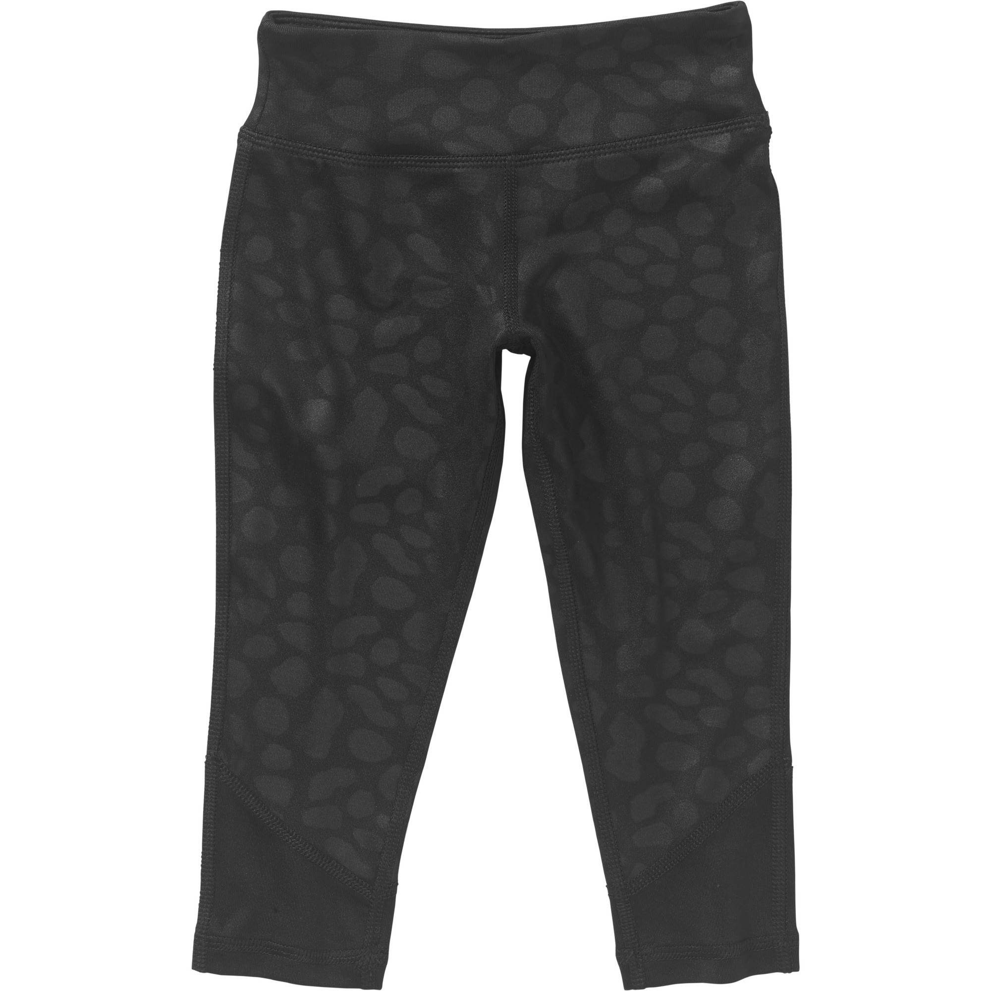 Danskin Now Girls' Performance Yoga Capri - Walmart.com