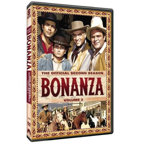 Bonanza: The Official Second Season, Vol. 2 (Full Frame)