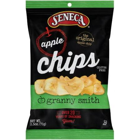 Seneca, Crispy Apple Chips, Granny Smith