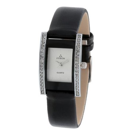 Overstock - Mema Watches LTC Fitron Women's 7725L Stainless Steel