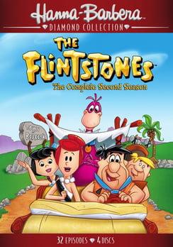 The Flintstones: The Complete Second Season (DVD) by WARNER HOME VIDEO