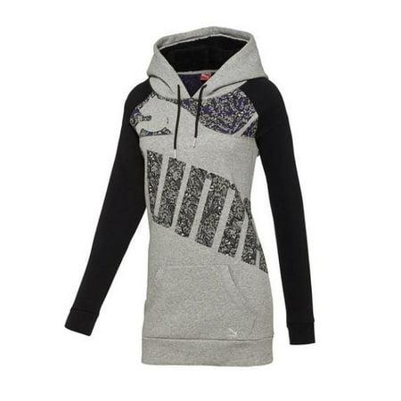 Puma Women's Graphic Hoodie Sweatshirt - Many