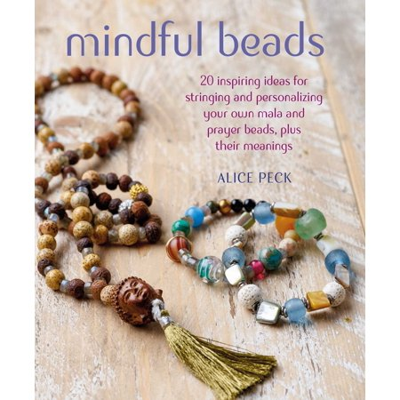 Mindful Beads : 20 inspiring ideas for stringing and personalizing your own mala and prayer beads, plus their meanings - Bearded Halloween Ideas