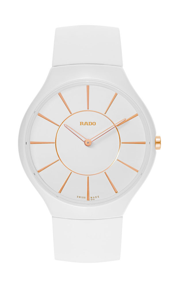Rado True Thinline Ceramic Women's Watch