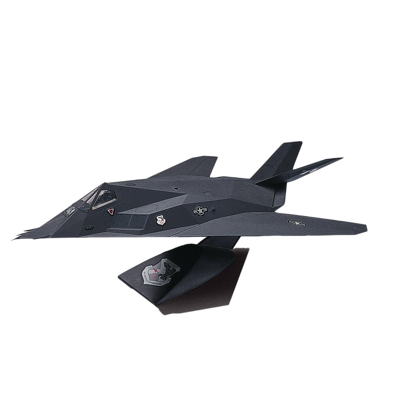 Revell 1:72 F-117 Nighthawk Stealth Fighter Desktop Model Kit