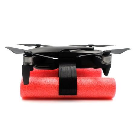 Outtop Landing Gear Bracket Holder + Floating Sticks Waterproof For DJI Mavic AIR Drone