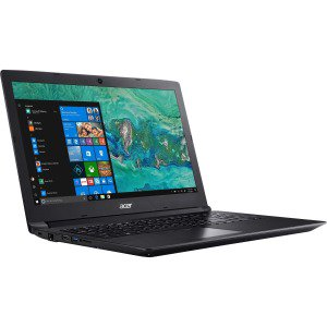 "Acer Aspire 3, 15.6"" HD Notebook, 8th Generation, Intel Core i5-8250U Quad-core, 20GB RAM (4GB DDR4 SDRAM + 16GB Optane Memory), 1TB HDD, Windows 10 Home, A315-53-55Y1"