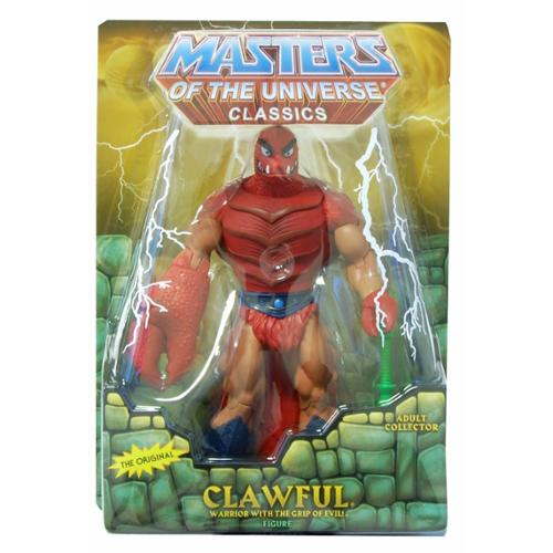 Mattel MAT-T5798-C He-Man Masters Of The Universe Classics Action Figure Clawful by Mattel