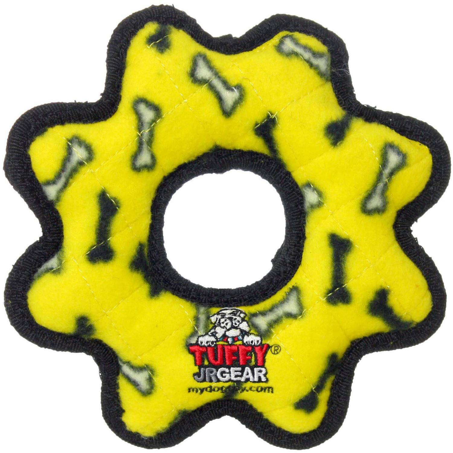 Tuffy Jr. Gear Ring, Yellow Bone