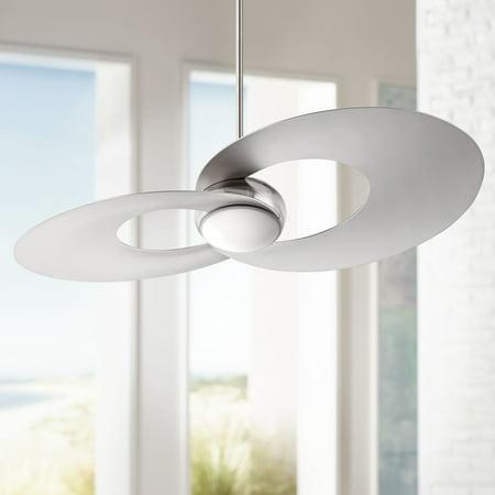 52 Quot Possini Euro Design Modern Ceiling Fan With Light Led