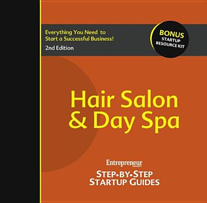 Hair Salon and Day Spa - eBook