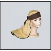 Alexanders Costumes 26-622-O Shepherd Headpeice, Olive