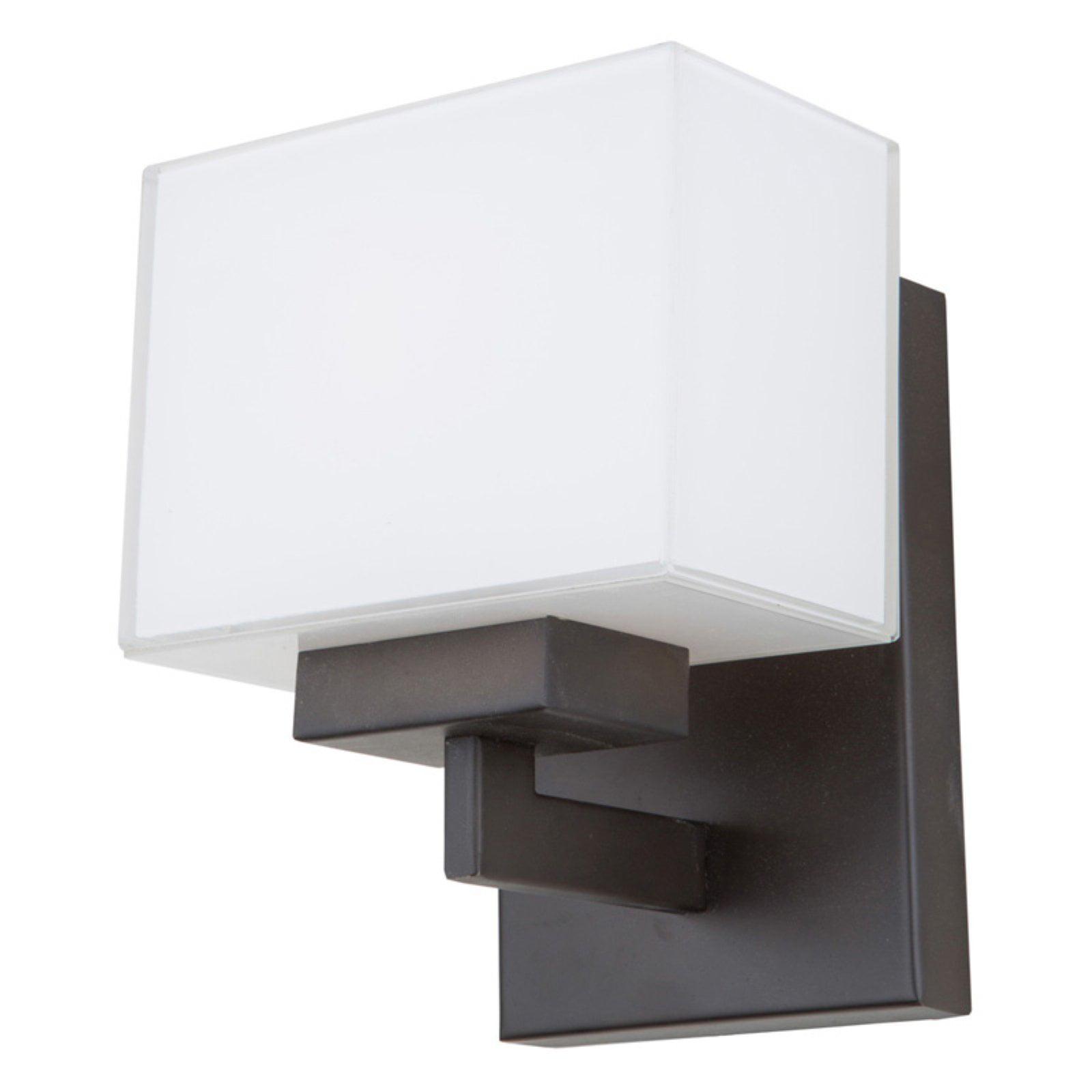 quality design 563f0 4beff Artcraft Cube Lights SC13187OB Wall Sconce