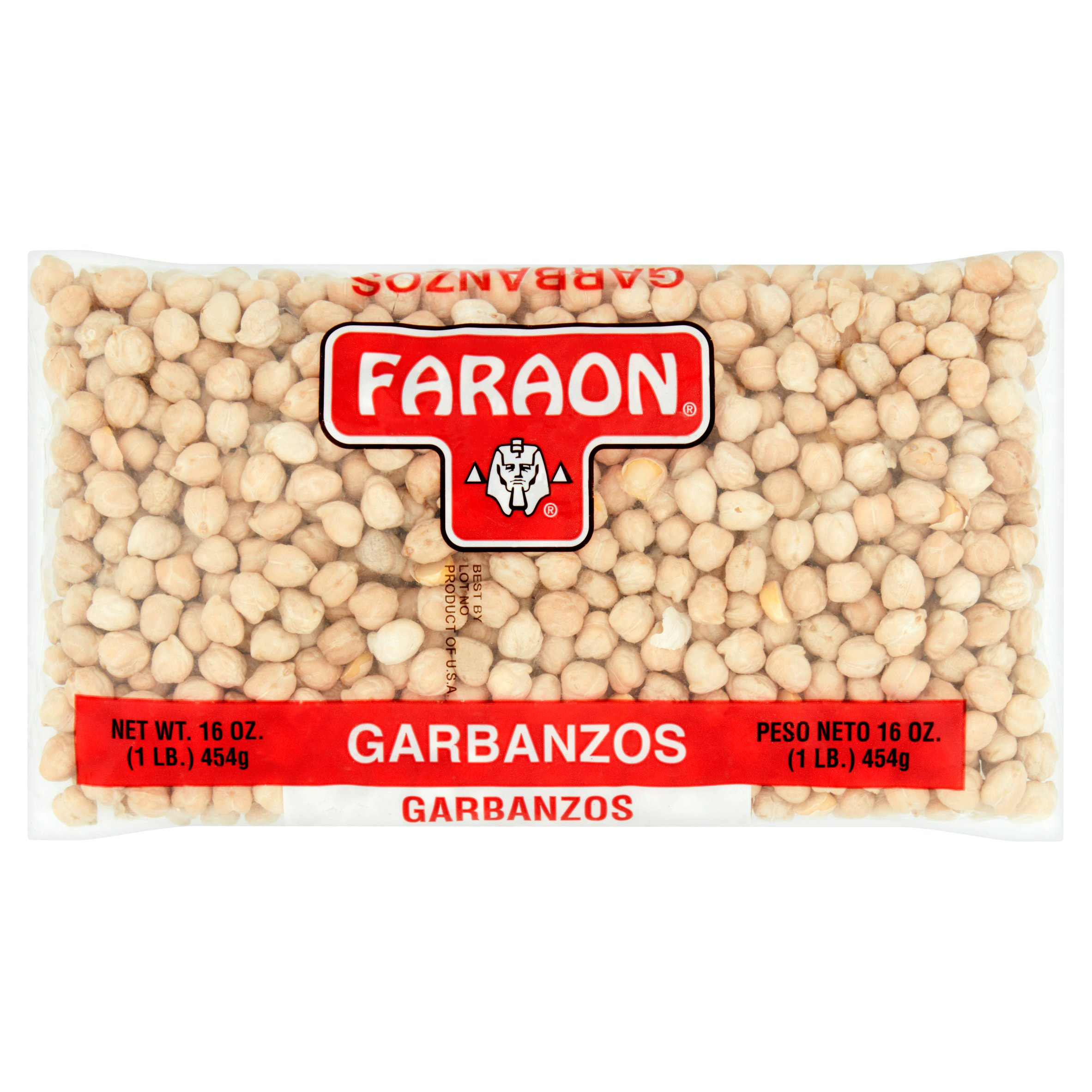 (2 Pack) Faraon Garbanzos, 16 oz