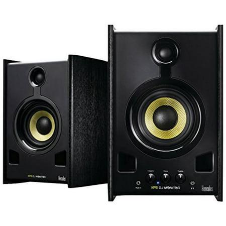Hercules XPS 4769226 2.0 60 DJ Set Monitor Speakers