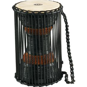 Meinl ATDL Talking Drum with Beater 8X16 Inches by Meinl
