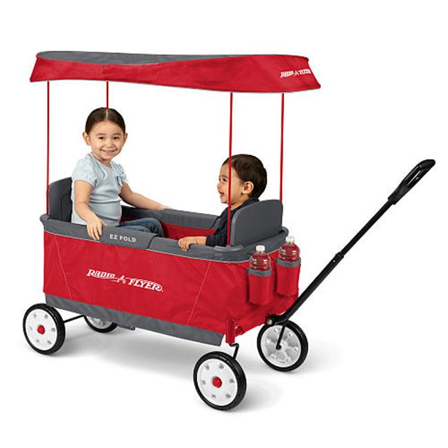 Radio Flyer 3900 Ultimate EZ Fold Wagon