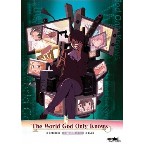 The World God Only Knows: The Complete Collection