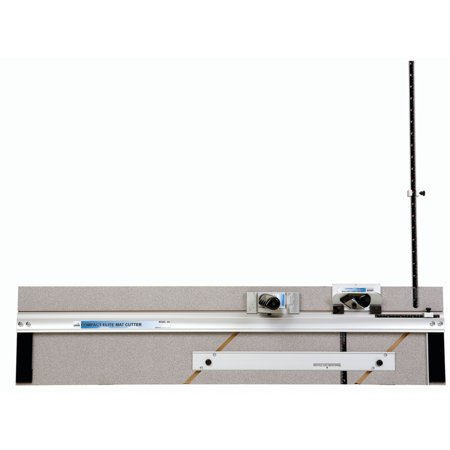 Logan Compact Elite Mat Cutter, 32in Rail
