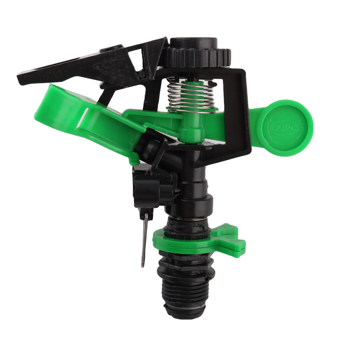 Plants Lawn Irrigation Water Sprinkler Nozzle Head 1/2BSP Mounting Dia