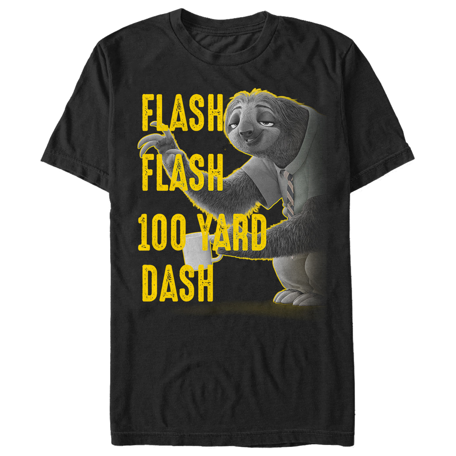 Fifth Sun Zootopia Mens Sly Guy Nick T-Shirt