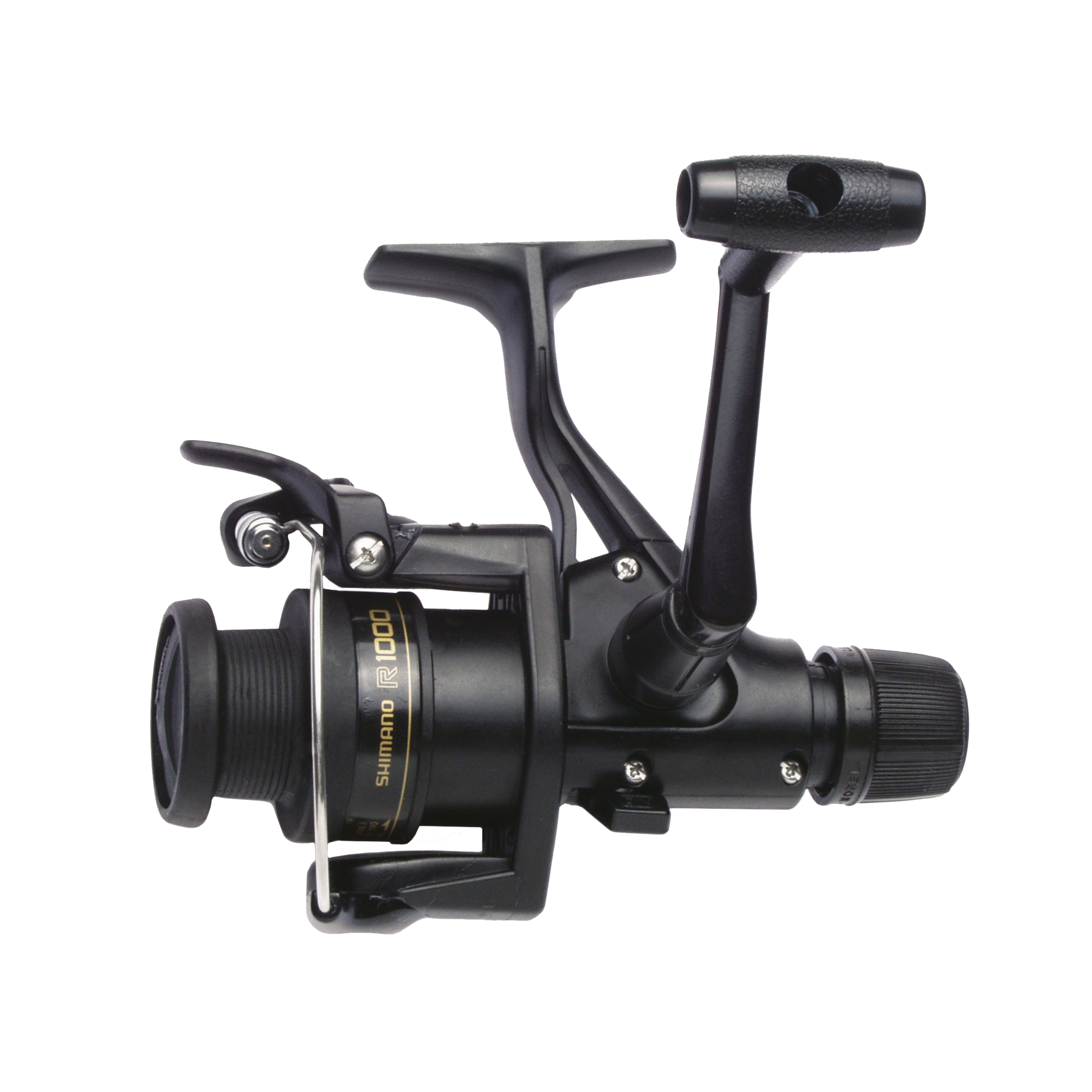 "Shimano IX1000R Spinning Reel 1000 Reel Size, 4.1:1 Gear Rtio, 19"" Retreive Rate, Ambidextrous, Clam Package"