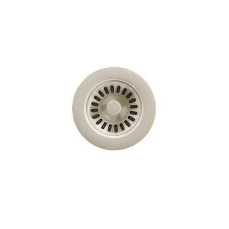 - Karran Disposal Flange (Acrylic White)
