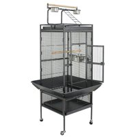 """Zeny 61"""" Large Play Top Bird Cage for Parrot, Finch, Macaw & Cockatoo"""