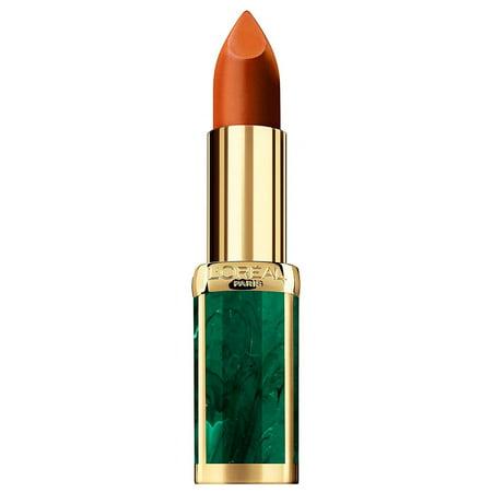 Cosmetics Lip Color (L'Oreal Paris CR X Balmain Lipstick Fever Color Riche Cosmetics K2833800 Makeup)