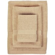 IGH Global Rayon from Bamboo Solid 3-piece Towel Set