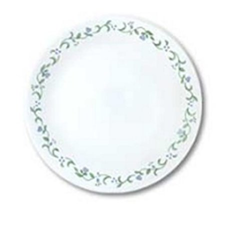 6018487 CCG Luncheon Plate - Country Cottage Design pack of 6 Maroon Luncheon Plate