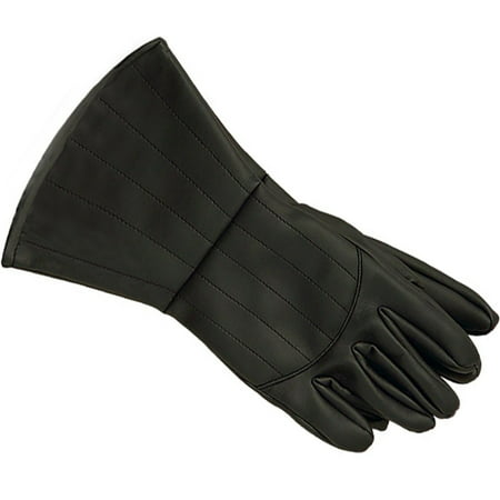 V For Vendetta Gloves Adult Halloween Accessory - V For Vendetta Cape