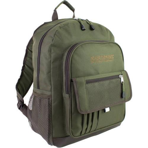 Eastsport Basic Tech Backpack with Adjustable Padded Shoulder Straps